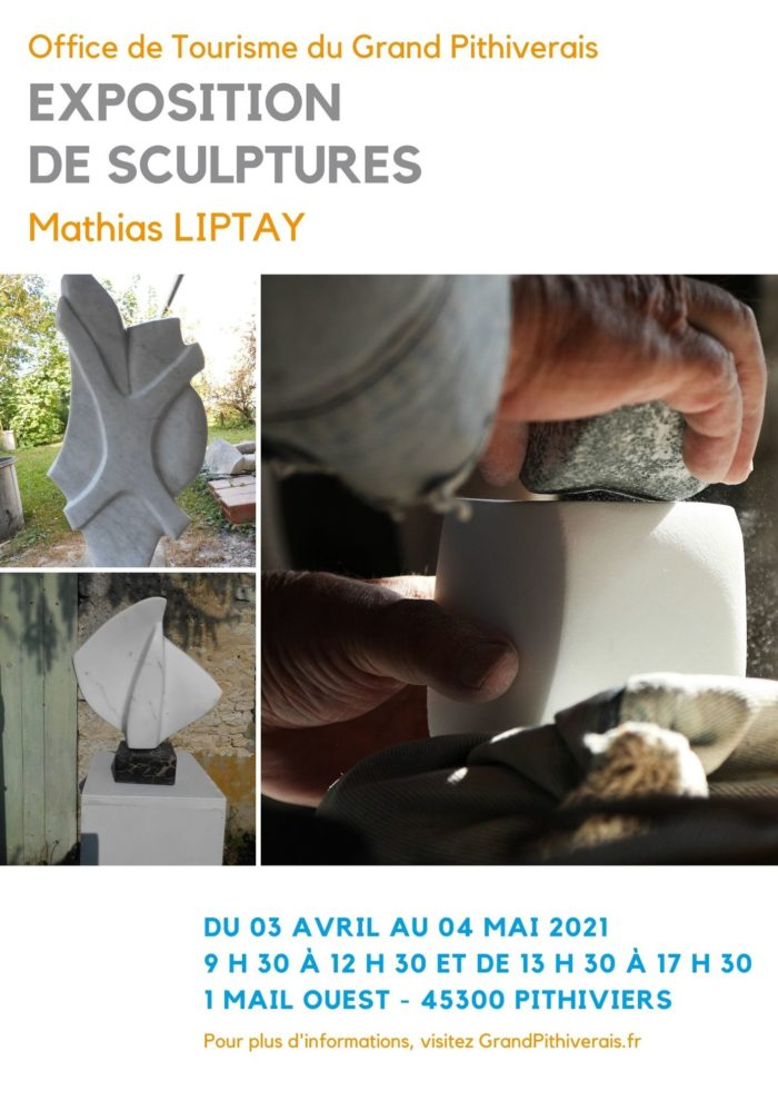 Affiches expositions avril
